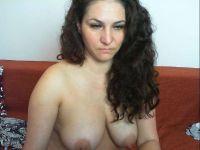 Webcamsex foto van heetvrouw